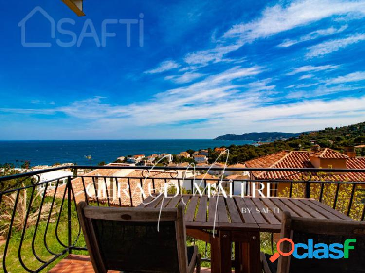 Apartamento de 1 habitacion, terraza vista al mar, cerca de la playa en lança