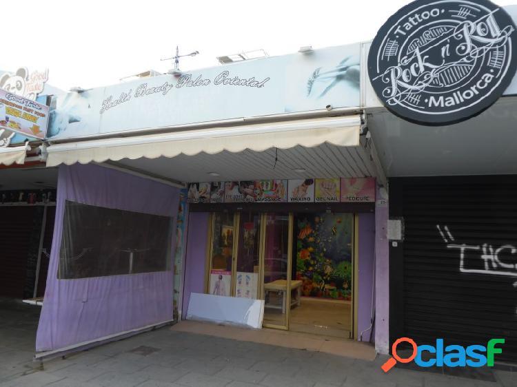 Local comercial en pleno centro turistico