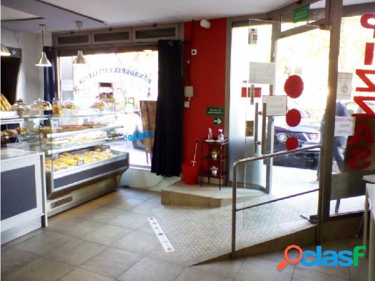Traspaso de cafetería panadería con degustación y 2 obradores