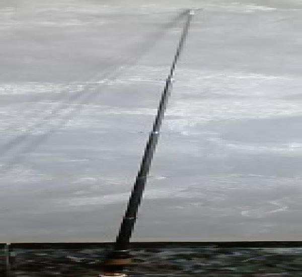 Caña de pescar telescópica con funda - hecha en corea en