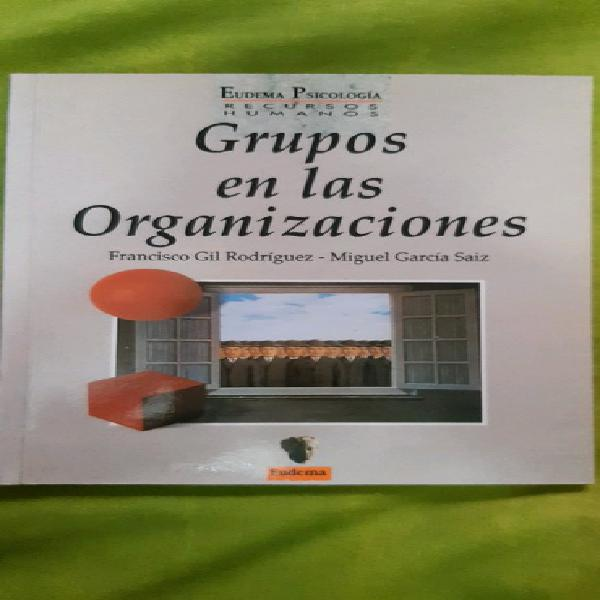 Grupos en las organizaciones.