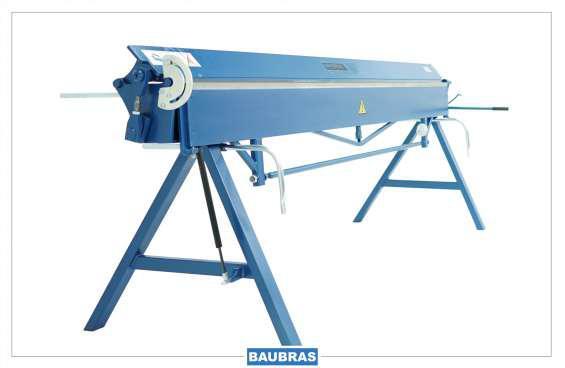 Maquinas de taller para hojalata y chapa plegadora 2.6m en