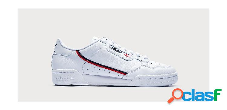 Adidas Continental 80 - Talla: 40 2/3- Zapatillas Adidas Para Hombre