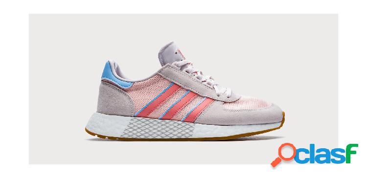 Adidas marathon tech w - talla: 41 1/3 - zapatillas adidas para mujer