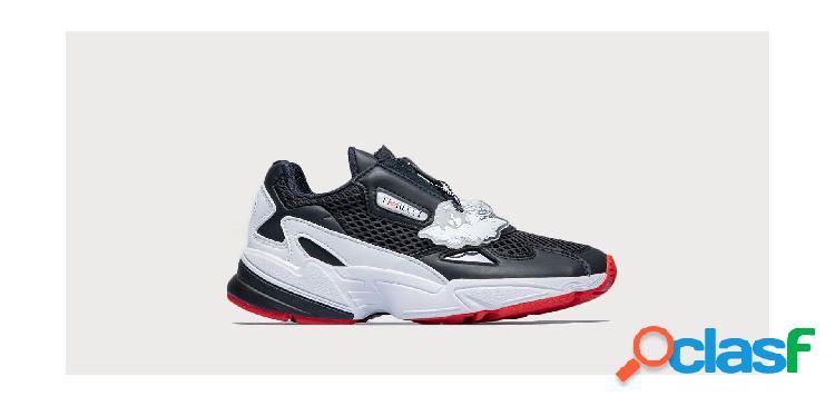 Adidas falcon zip w - talla: 40 - zapatillas adidas para mujer