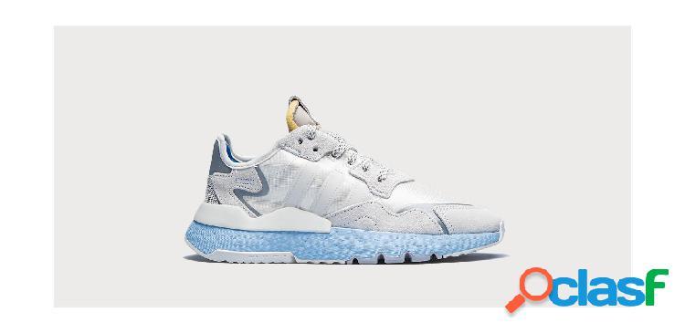 Adidas nite jogger w - talla: 37 1/3 - zapatillas adidas para mujer
