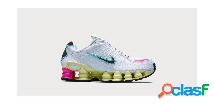 Nike w nike shox tl - talla: 41 - zapatillas nike para mujer