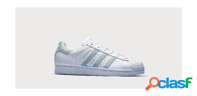 Adidas superstar w - talla: 38 2/3 - zapatillas adidas para mujer