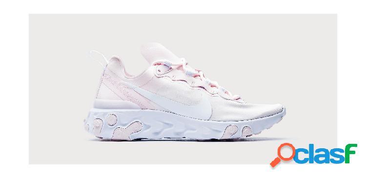 Nike W Nike React Element 55 - Talla: 41 - Zapatillas Nike Para Mujer