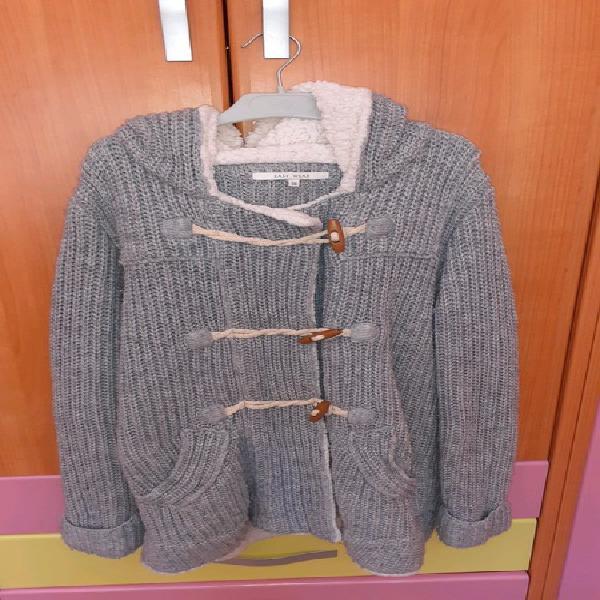 Abrigo de lana de el corte inglés