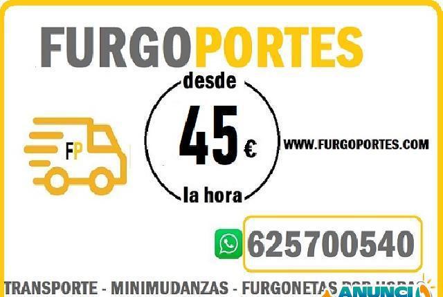 Portes baratos madrid-valdemoro-moncloa 625700540r - madrid