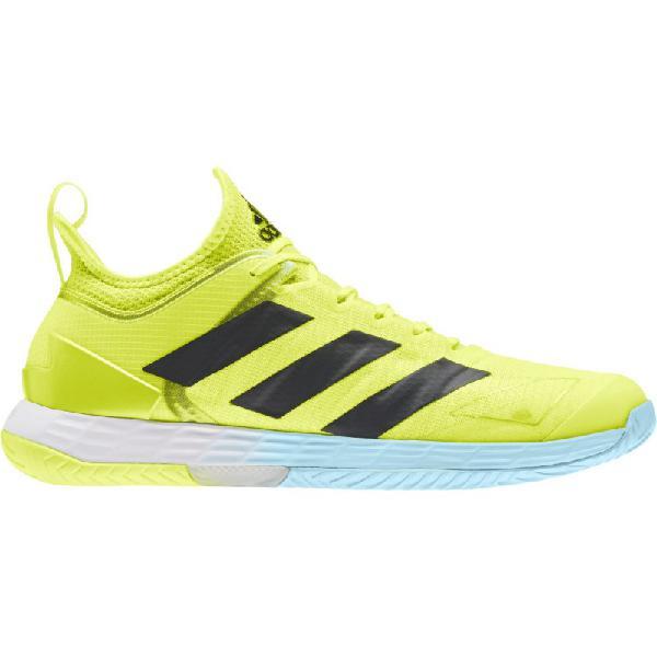Adidas adizero ubersonic 4 m solar yellow core black hazy s