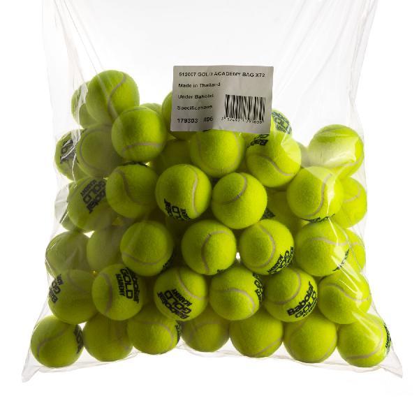 Babolat gold academy bolsa de 72 pelotas de tenis