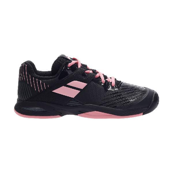 Babolat propulse all court zapatillas tenis niña black