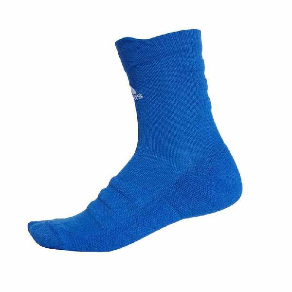 Calcetines adidas alphaskin lightweight crew blue