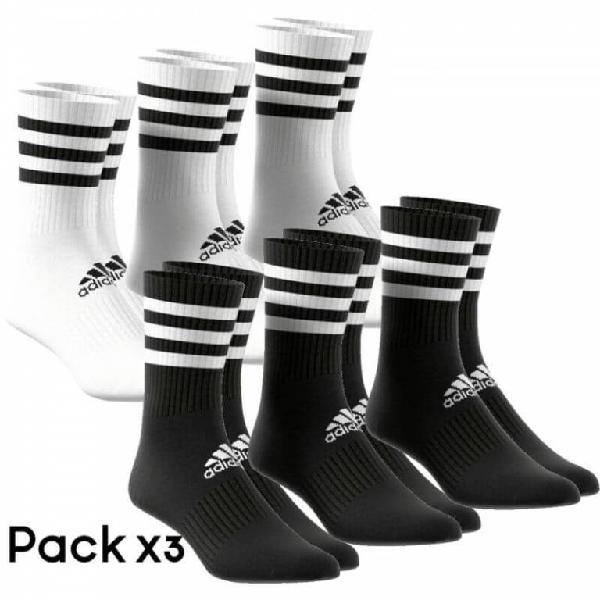 Calcetines adidas premium (x3)
