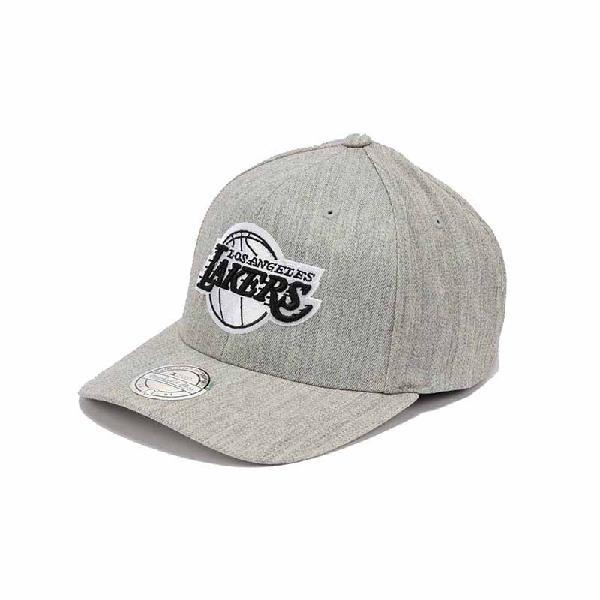 Gorra los angeles lakers 110 snapback cap grey