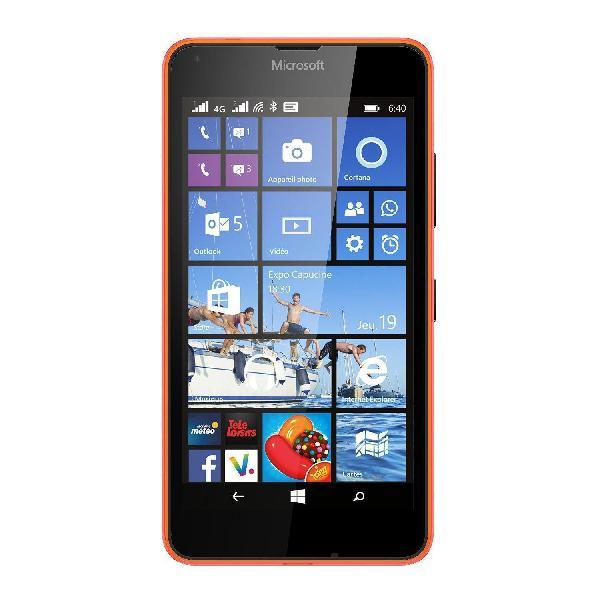 Microsoft lumia 640 8 gb