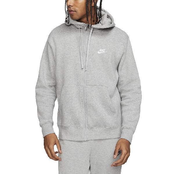 Nike sportswear club sudadera tenis hombre
