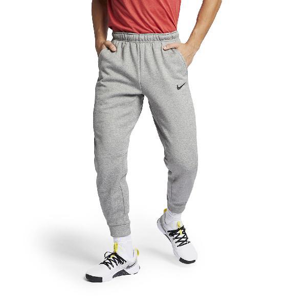 Nike tapered training pantalones tenis hombre dark grey