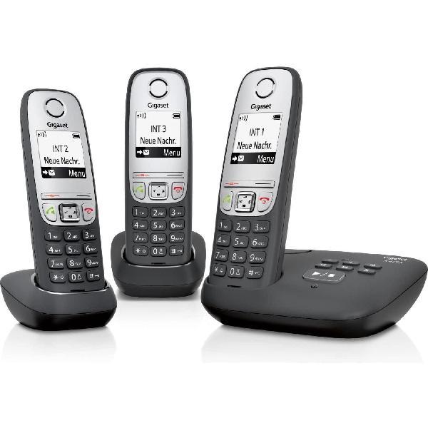 Teléfonos fijos inalámbricos gigaset a415a trio