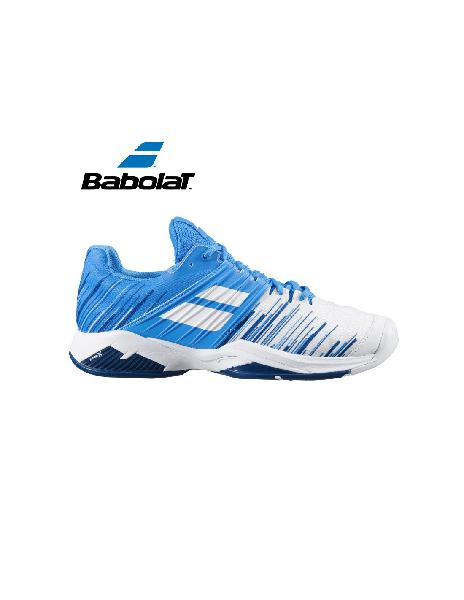 Zapatilla babolat propulse fury all court m white/ blue