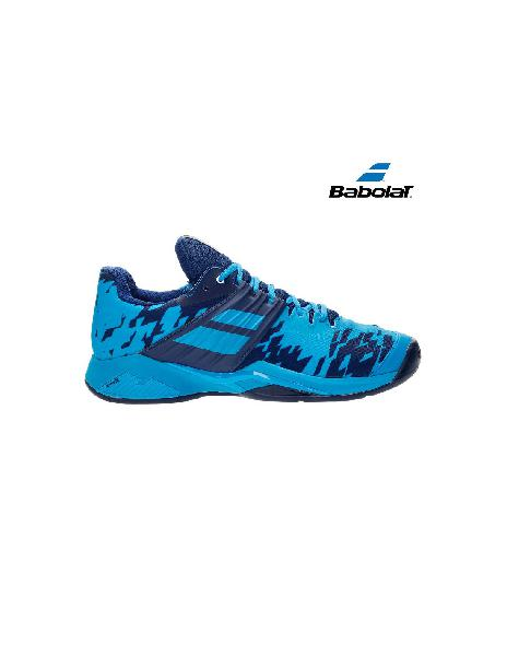 Zapatilla de tenis babolat propulse fury clay men drive/blue