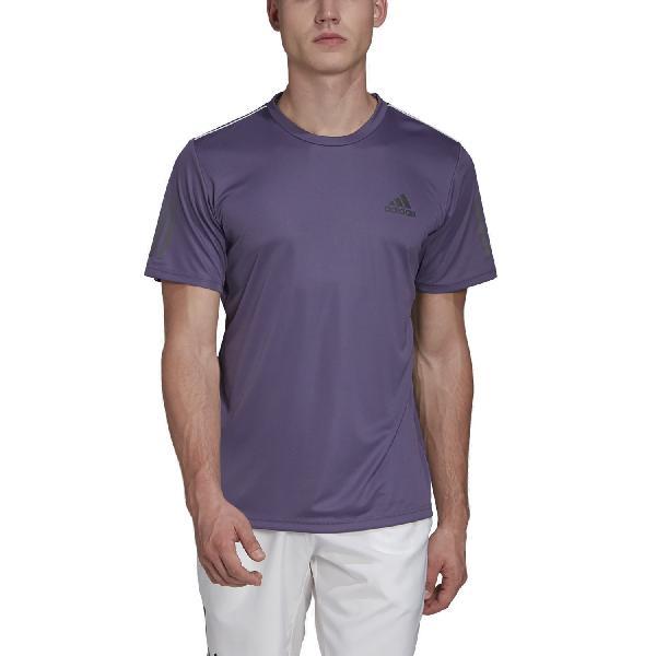 Adidas club 3 stripes camiseta tenis hombre