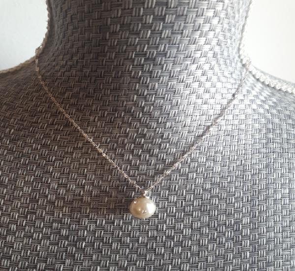 Collar perla sintética colección primavera-verano 2021