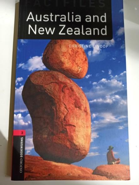 Australia and new zealand, level 3