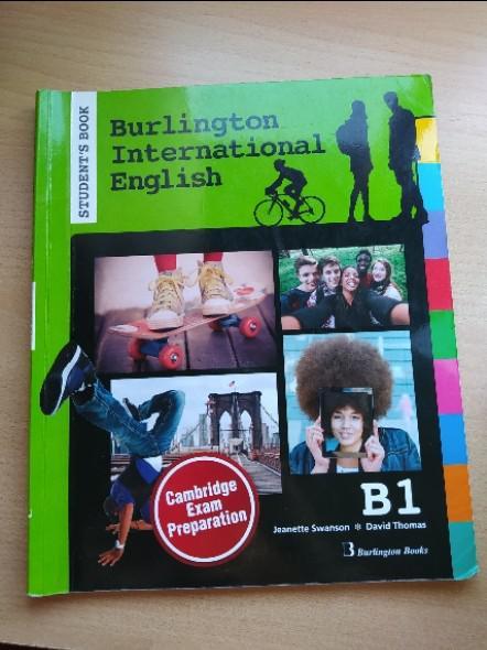 Burlington international english