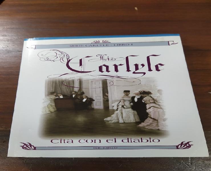 Cita con el diablo/ the devil you know (carlyle) (carlyle)