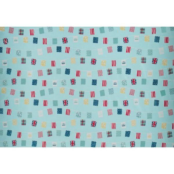 Comprar tejido plastificado bunting sky azul de diseño