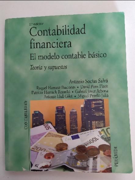 Contabilidad financiera. el modelo contable básico