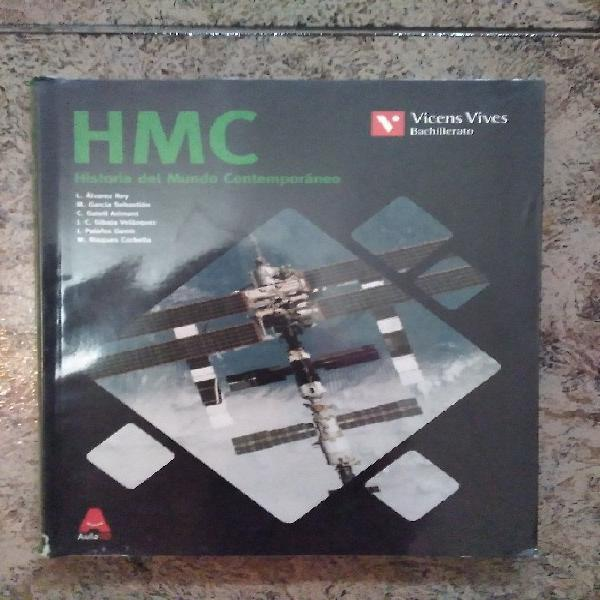 Hmc, historia del mundo contemporáneo, bachillerato