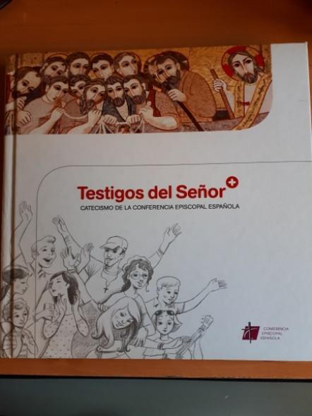 Libro de catecismo de la conferencia episcopal española