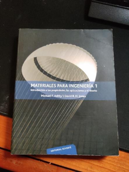 Materiales para ingeniería 1. introducción a las