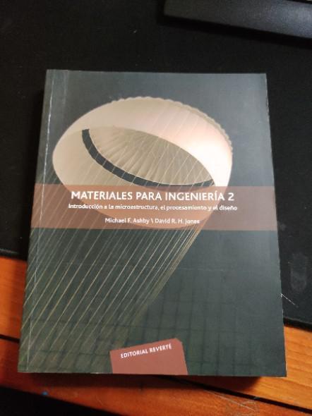 Materiales para ingeniería 2: introducción a la