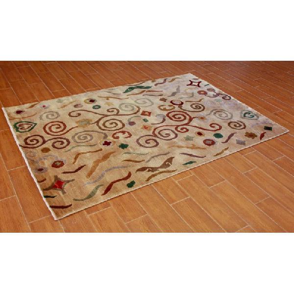 Medrasa 01. alfombra de lana outlet.