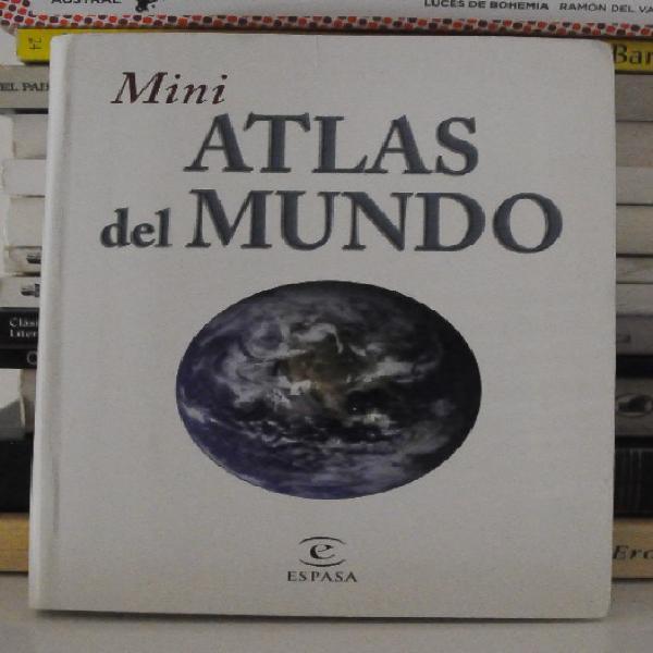 Mini atlas del mundo
