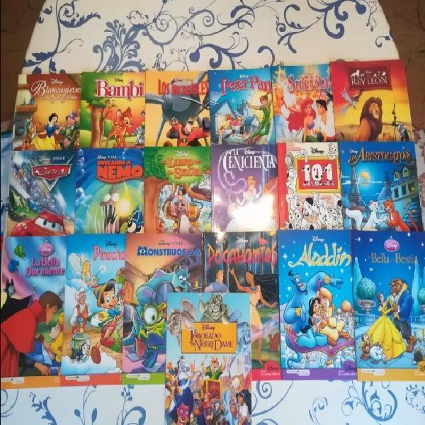 Nuevos 55 cuentos clásicos de disney