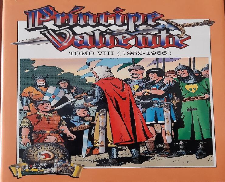 Príncipe valiente. tomo viii (1962