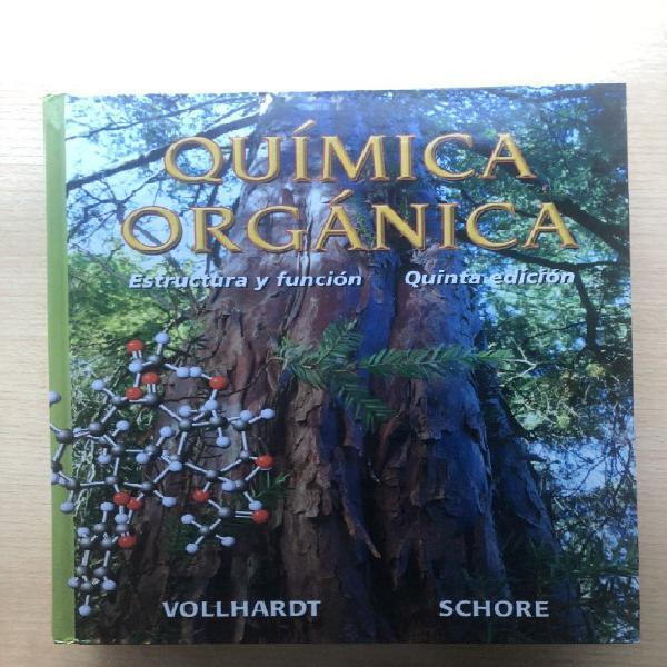 Quimica organica 5/ed.