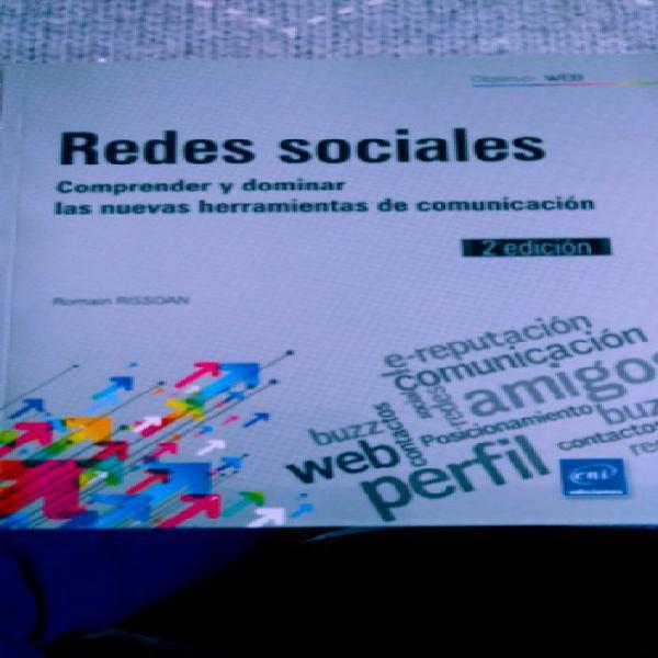 Redes sociales: comprender y dominar las nuevas herramientas
