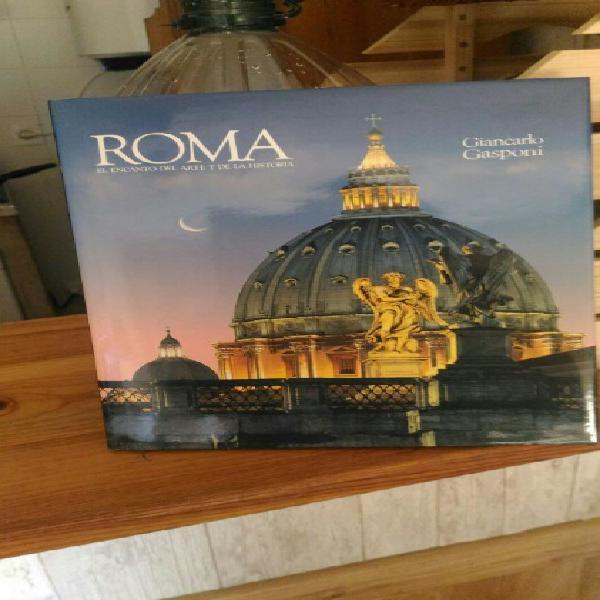 Roma el encanto del arte y de la historia