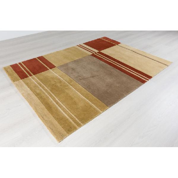 Tibet 817. alfombra de lana.