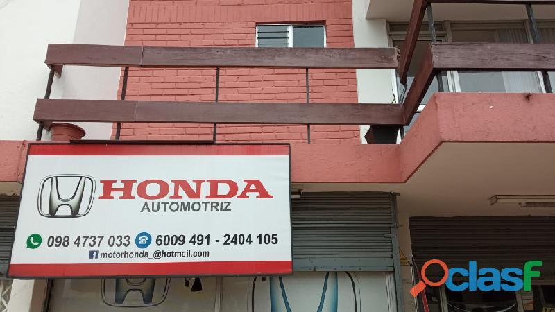 Honda venta de repuestos automotrices en quito
