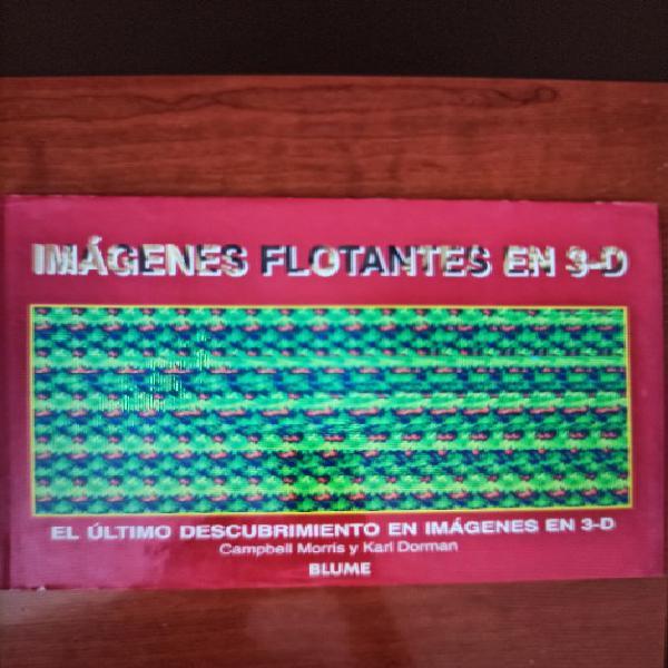 Imágenes flotantes en 3d