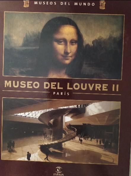 Museos del mundo louvre ii paris