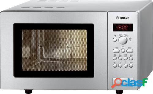 Bosch HMT75G451 microondas Encimera 17 L 800 W Plata